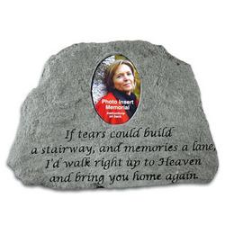 Photo Memorial Stone