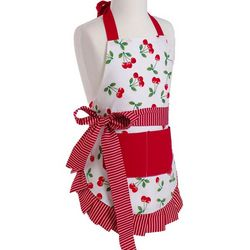 Girl's Original Very Cherry Apron