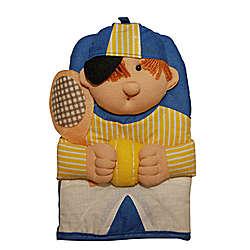 Male Tennis Player Hot Mitt