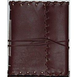Fine Leather Stitched Journal