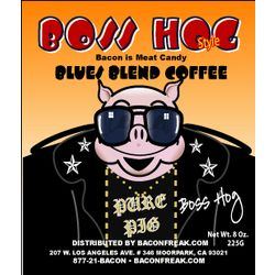 Boss Hog Blues Blend Coffee