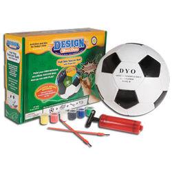 Design Your Own Soccer Ball Kit