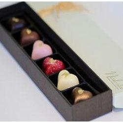 Chocolate Hearts Box