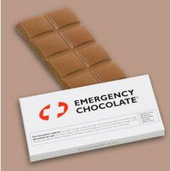 Emergency Milk Chocolate Bar