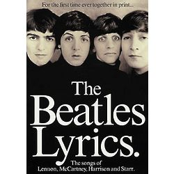 The Beatles Lyrics Book