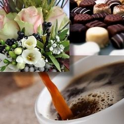 Mi Amore Chocolate, Coffee & Biscotti - 3 Month Club