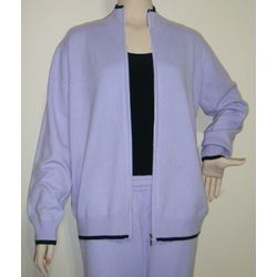 Pure Cashmere Lounge Set & Track Suit for Women