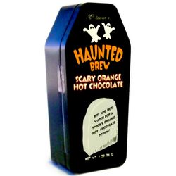 Haunted Brew Scary Orange Hot Chocolate