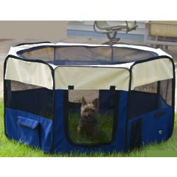 Indoor and Outdoor Portable Pet Pen