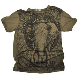 Ohm Elephant Shirt