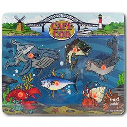 Cape Cod Peg Puzzle
