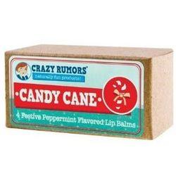 Candy Cane Lip Balms