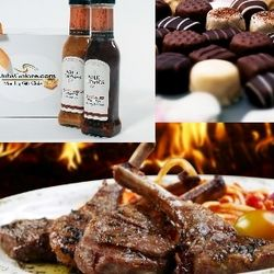 Chocolate, Grill and Marinade She Loves You of the Month Club