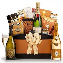 The Grand Champagne Basket