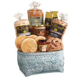 Best of Wolferman's Deluxe Gift Basket
