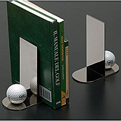 Mirror Finish Book Ends