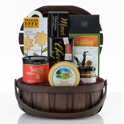 Perfect Picnic Gift Basket