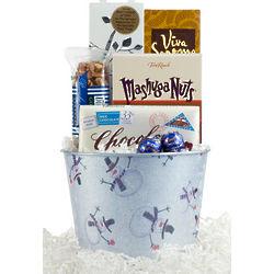 Cool Yule Gift Basket