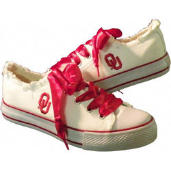Women's Oklahoma Sooners Sneakers