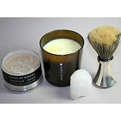 Barber Gift Set with Candle