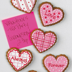 Valentine Cookie Magnet Set