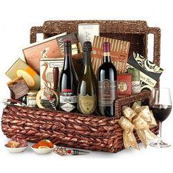 Unparalled Luxury Wine Gift Basket