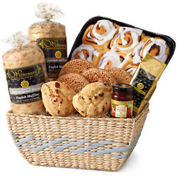 Bright Breakfast Gift Basket