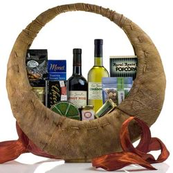 Dynamic Duo Wine Gift Basket