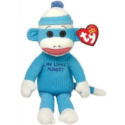 Blue My Little Monkey Toy