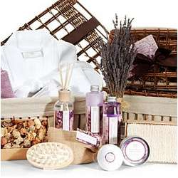 Ultimate Lavender Relaxation Spa Set