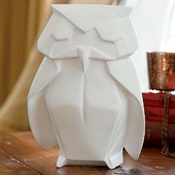 Origami Owl Bone China Lamp