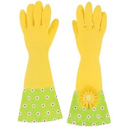 Flowering Glamour Dish Gloves