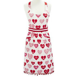Be Mine Vintage-Inspired Apron