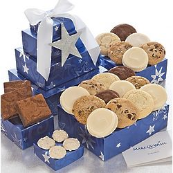 Make-A-Wish Cookie Gift Tower