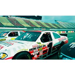Auto Club Speedway NASCAR Ride Along for 1