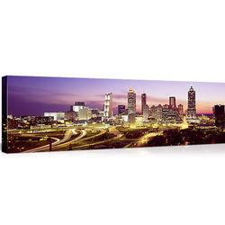 Atlanta Skyline Canvas