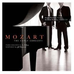 Mozart The Early Concerti CD Set