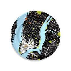 Urban Dining City Plate