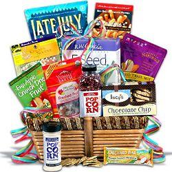 Gluten Free Classic Gift Basket