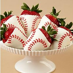 6 Hand-Dipped Home Run Berries
