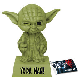 Yoda' Man Bobble-Head