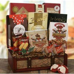 Cookies Galore Gift Basket