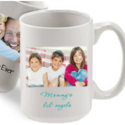 Personalized Ceramic Photo Coffee Mug