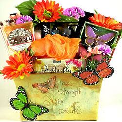 Garden of Delights Gift Basket