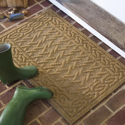 Shetland Coir-Like Doormat