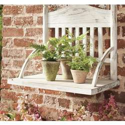 Hanging Chair Wall Mounted Plant Stand