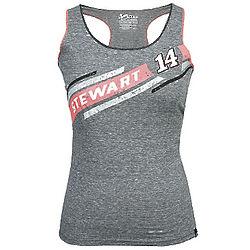 Lady's Tony Stewart #14 NASCAR Tailgate Tank Top