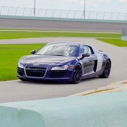 Homestead Speedway Audi R8 Driving for 1