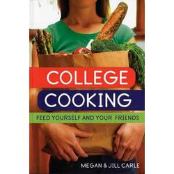 College Cooking - Feed Yourself and Your Friends Paperback Book