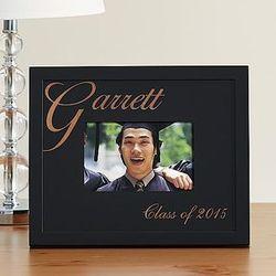 Graduation Message Frame